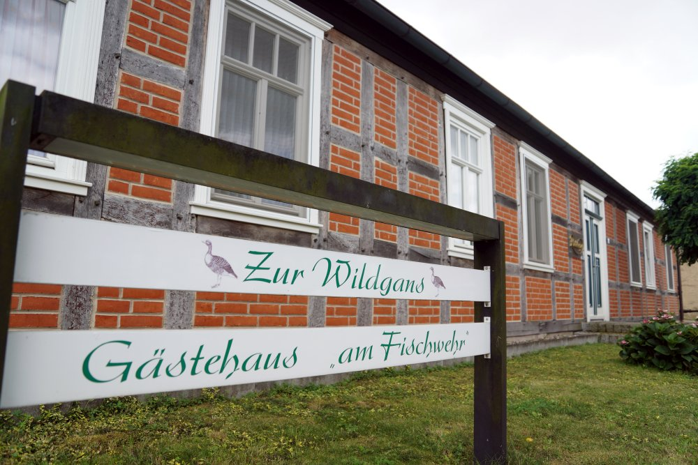 Am Fischwehr - Appartements in Arendsee