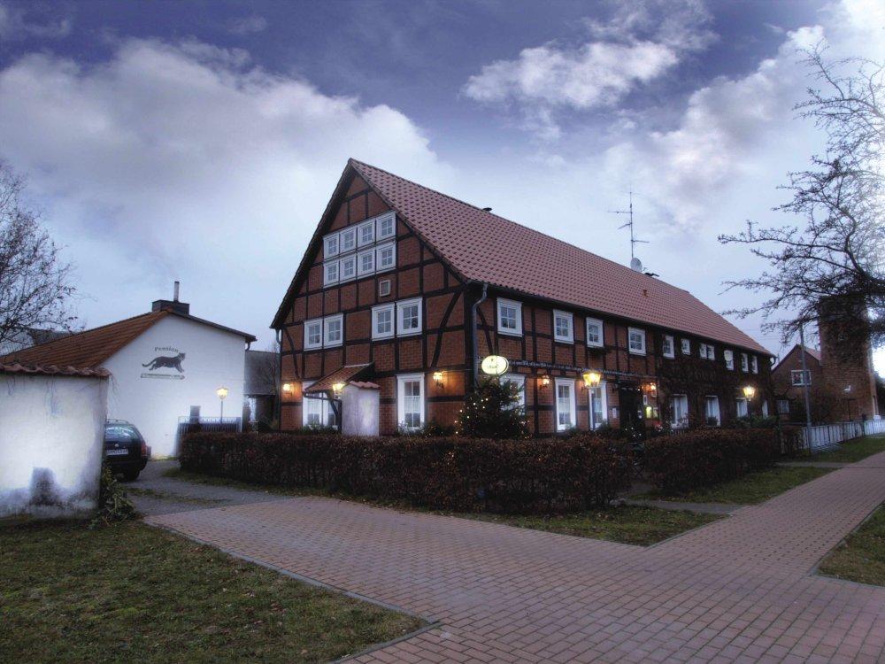 """Impressionen Restaurant und Pension """"Zur Wildgans"""" / Arendsee"""