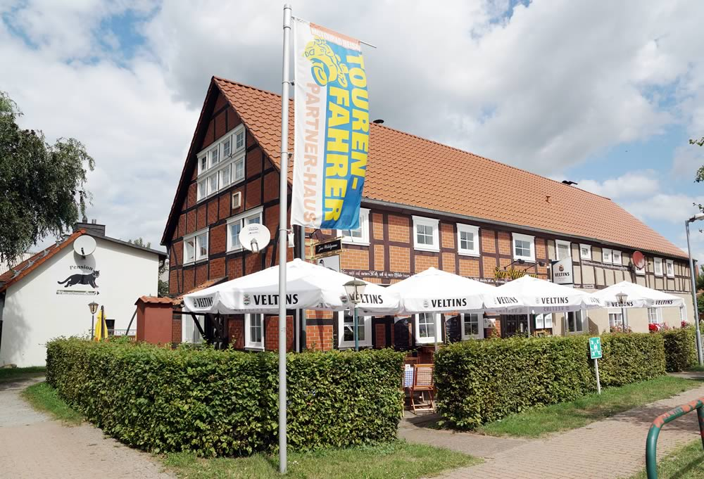 "Pension ""Schwarzer Kater"" in Arendsee"