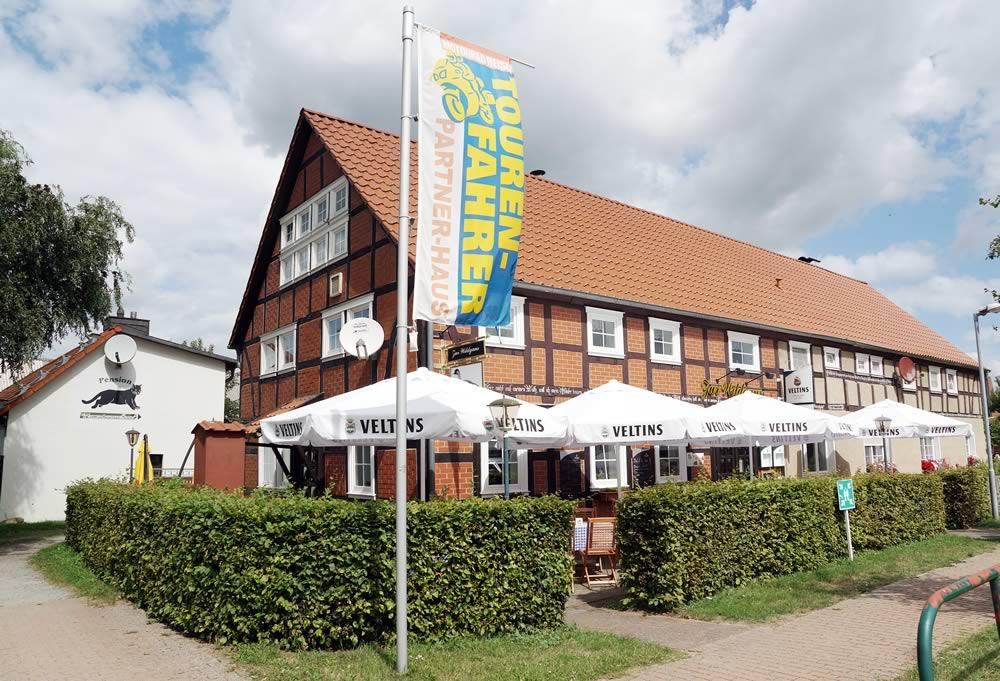 """Restaurant Pension """"Zur Wildgans"""" in Arendsee"""