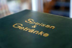 Restaurant Zur Wildgans Speisekarte