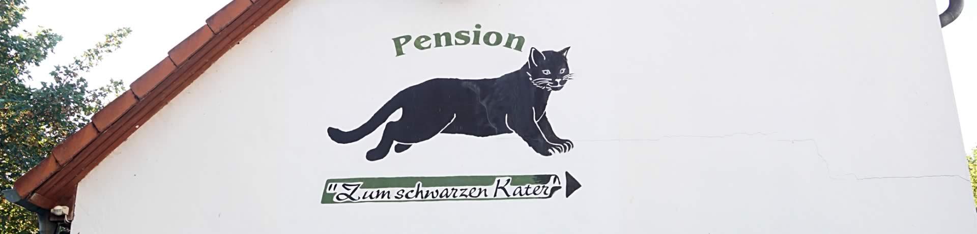 Pension Schwarzer Kater