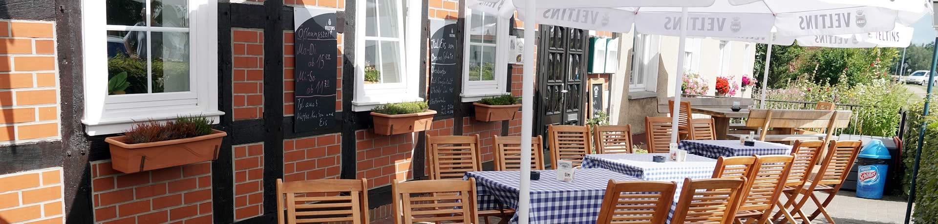 """Restaurant """"Zur Wildgans"""" in Arendsee"""